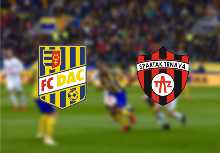 Fortuna Liga: FC DAC 1904 – Spartak Trnava 0:1 (Online)