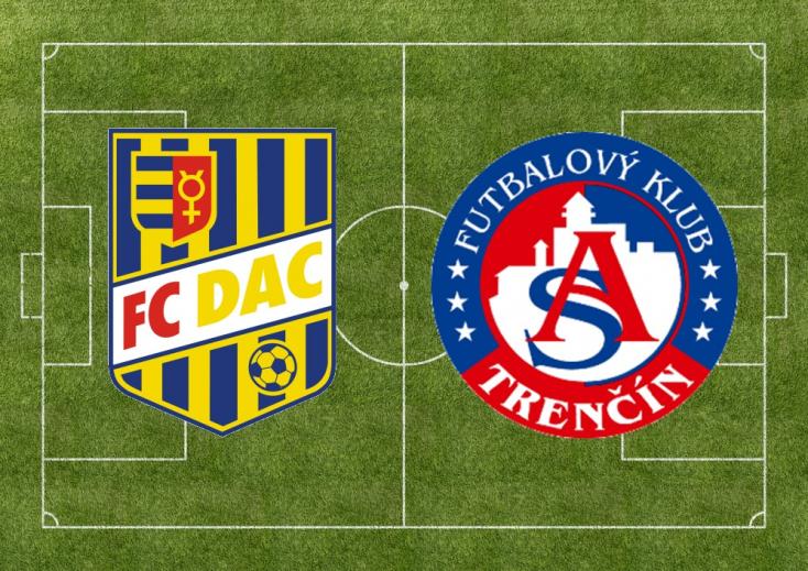 Fortuna Liga: FC DAC 1904 – AS Trenčín 2:3 (Online)