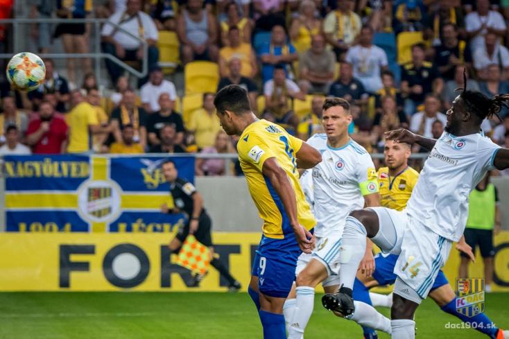 Ma este a 21 éven alatti szlovák válogatottal játszik a DAC a MOL Arénában - Kapunyitás:C szektorok: 16:30, VIP: 16:00