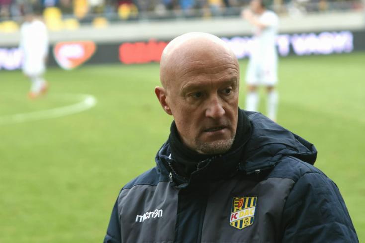 DAC-Spartak – Rossi: A Nagyszombat nem véletlenül vezeti a tabellát