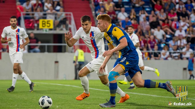 Felkészülési mérkőzés: Budapesten, a Vasas FC stadionavatóján kapott ki a DAC