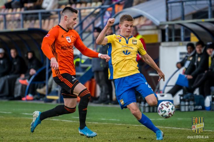 Fortuna-szombat, 20. forduló: Ezúttal sem tudott gólt lőni a DAC, egyre távolabb a Slovan