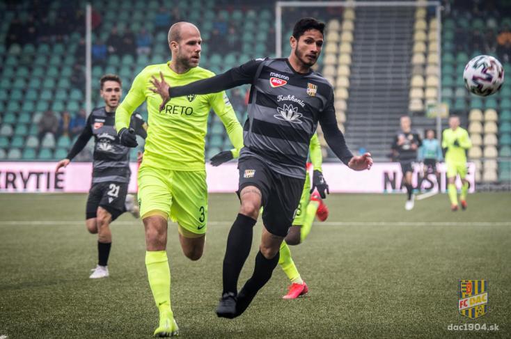 Fortuna Liga, 21. forduló: Kedvenc ellenfele ellen már megtörte a gólcsendet a DAC