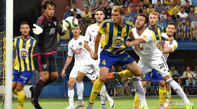 Fortuna Liga, 13. forduló: Kerületi riválisok presztízscsatája a City Arénában