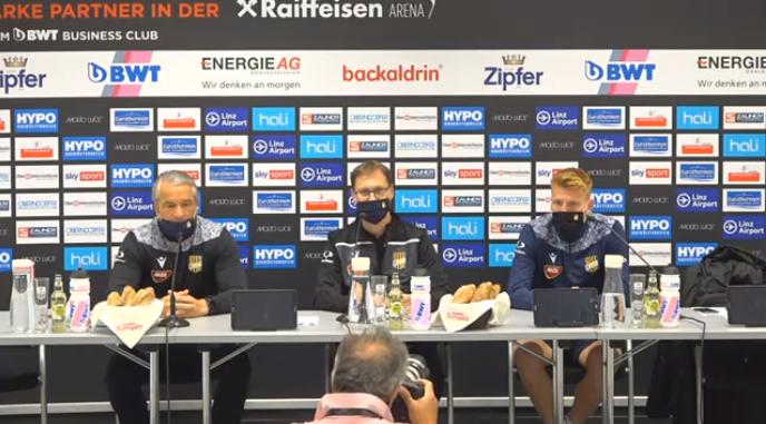 """Linz-DAC: """"Nincs veszítenivalónk"""" – Kalmárék nem feltett kézzel érkeztek Ausztriába"""