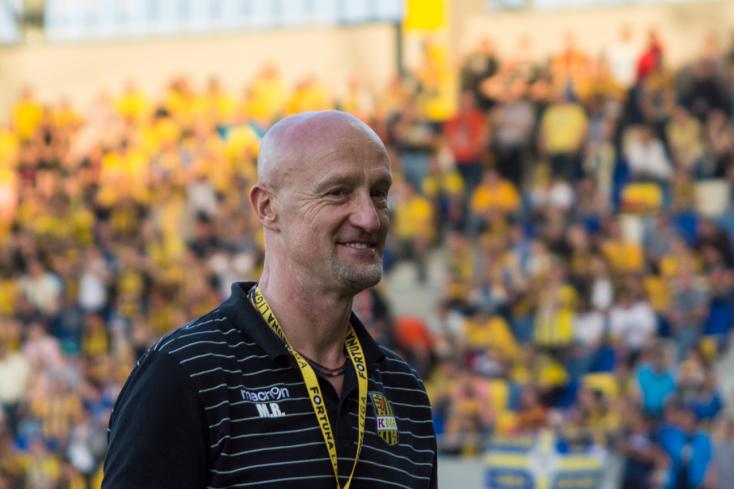 DAC-Žilina – Rossi: Megérdemeltük a győzelmet, mert élni tudtunk a helyzeteinkkel