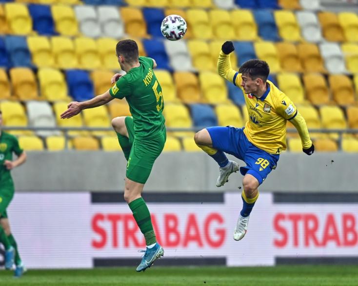Fortuna Liga, 20. forduló: Kalmár és Balić nélkül nem ment a DAC-nak