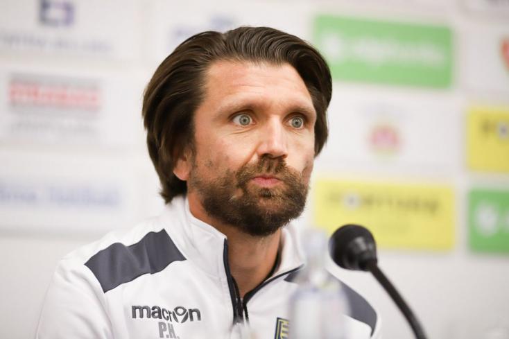 """Slovan-DAC – Hyballa: """"Arra kényszerítettük a Slovant, hogy az utolsó percekig teljes erőbedobással játsszon"""""""