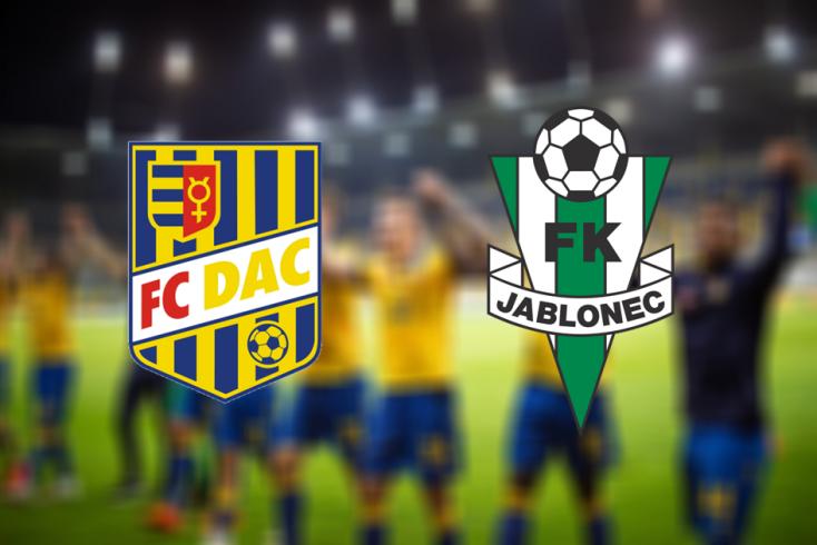 Európa-liga: FC DAC 1904 – FK Jablonec 5:3 (Online)