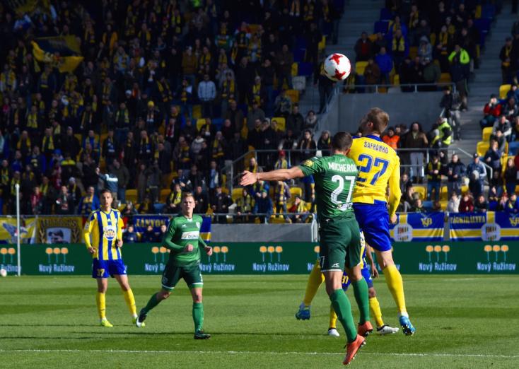 Fortuna Liga, 32. forduló: Poprádon rekordsorozatot hosszabbíthat a DAC