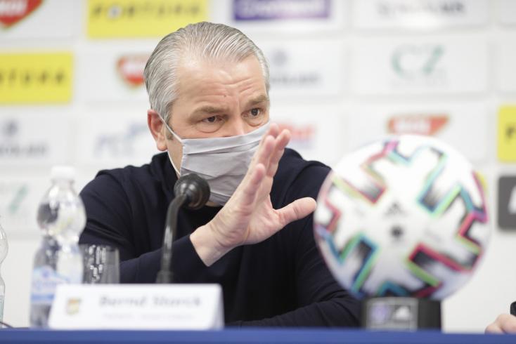 """DAC-Žilina – Storck: """"Ma egy másik csapatot láthattunk, mint egy hete"""""""