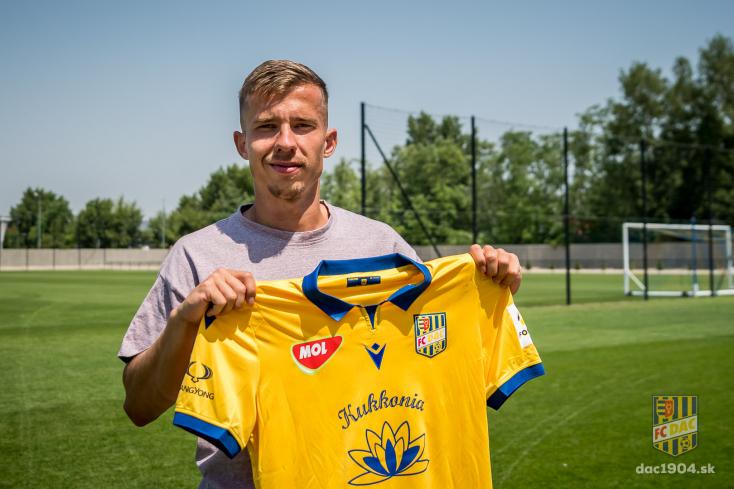 Martin Rymarenko új szerződést írt alá a DAC-cal