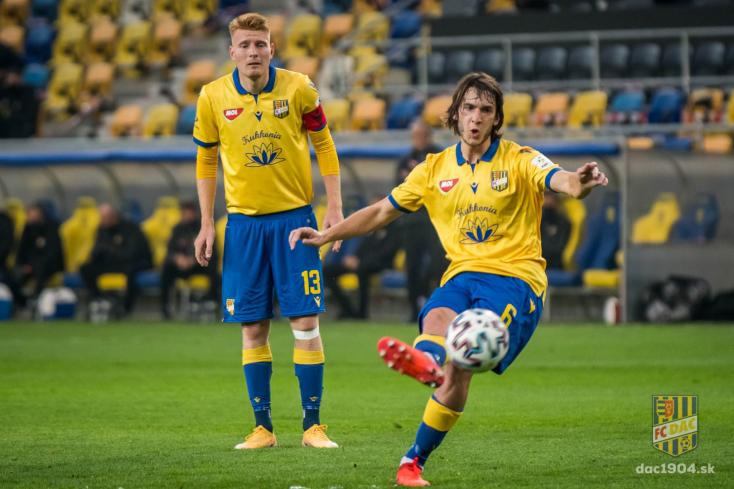 Fortuna Liga, 11. forduló: Nincs győztese a DAC–Slovan rangadónak
