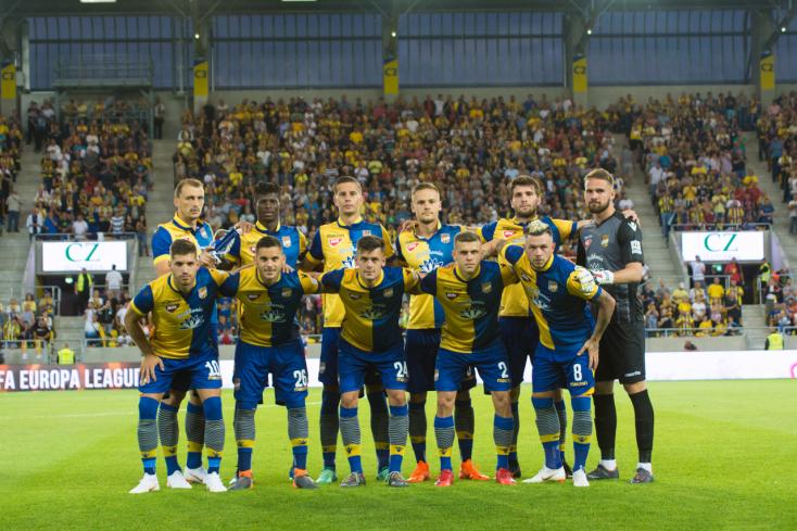 DAC-Tbiliszi – Ljubičič: Jobb a csapatunk, és bízunk a továbbjutásban!