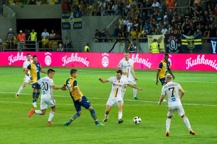 Fortuna Liga, rájátszás, 1. forduló: Sikerül-e még jobban meglógnia üldözőjétől a DAC-nak?