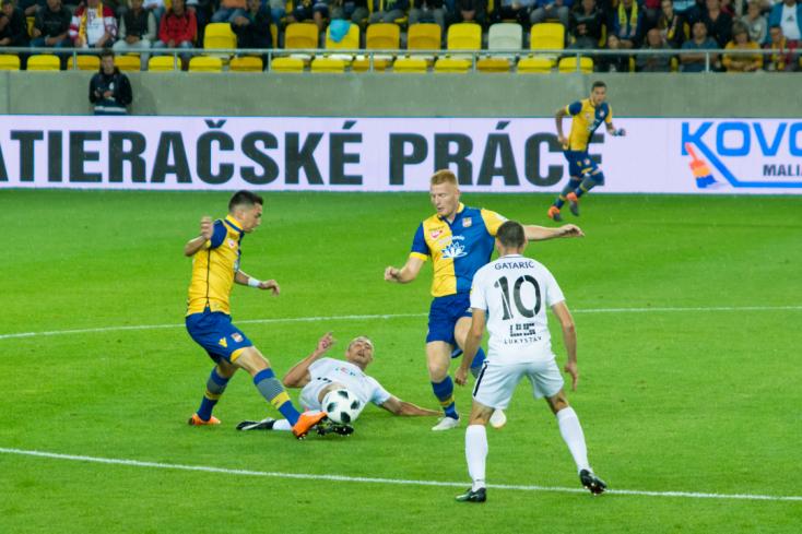 Fortuna Liga, rájátszás, 10. forduló: 63 ponttal akarja zárni a szezont a DAC