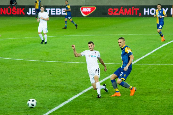 Fortuna Liga, rájátszás, 8. forduló: Az újonc ellen állíthat fel klubrekordot a DAC