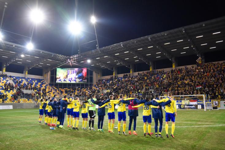 Slovnaft Cup: FC DAC 1904 - Spartak Trnava 1:0 (Online)