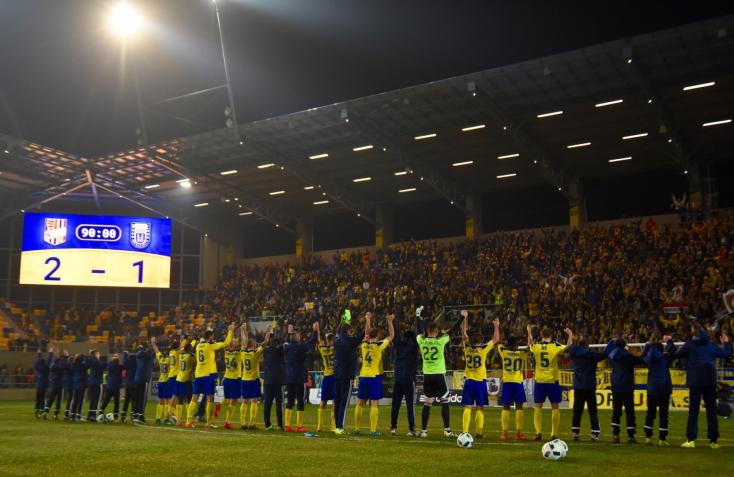 Fortuna Liga: FC DAC 1904 - Zemplín Michalovce 2:1 (Online)