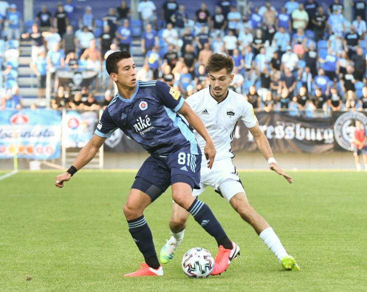 Fortuna-szombat, 1. forduló: A Slovan és a Žilina gázolásával indult az új idény, déja vu Aranyosmaróton és Rózsahegyen