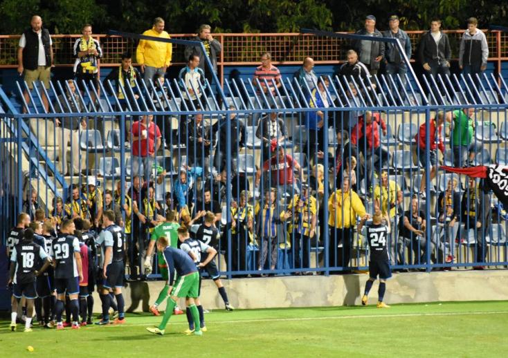 FL: Zemplín Michalovce - FC DAC 1904 0:3 (Online)