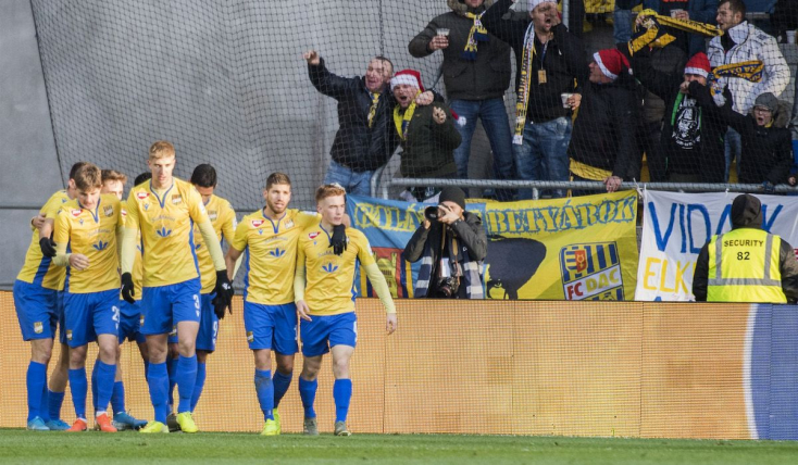 Fortuna-szombat, 17. forduló: DAC-győzelem a hazai szezonzárón, Radványi első diadala