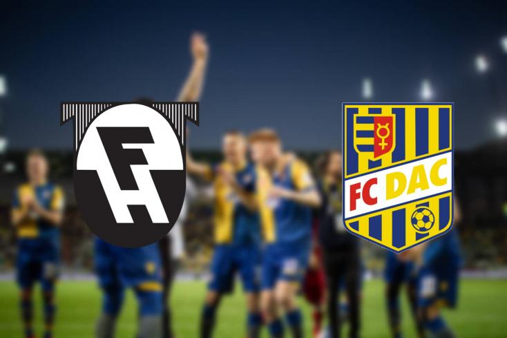 Európa-liga: HF Hafnarfjördur – FC DAC 1904 0:2 (Online)