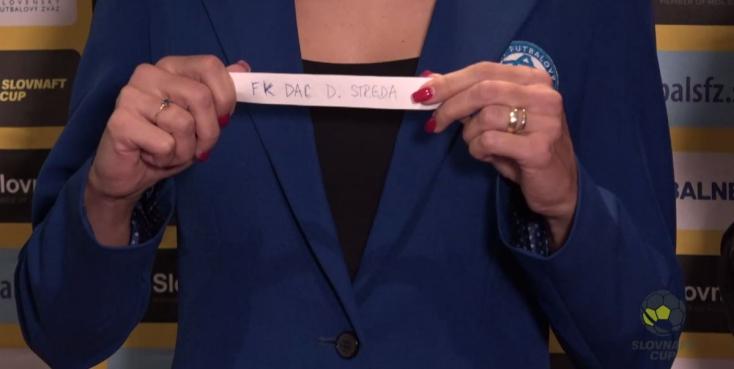 Óriási baki: Kifelejtették a DAC nevét a kupasorsolásból, tollal írták fel egy cetlire