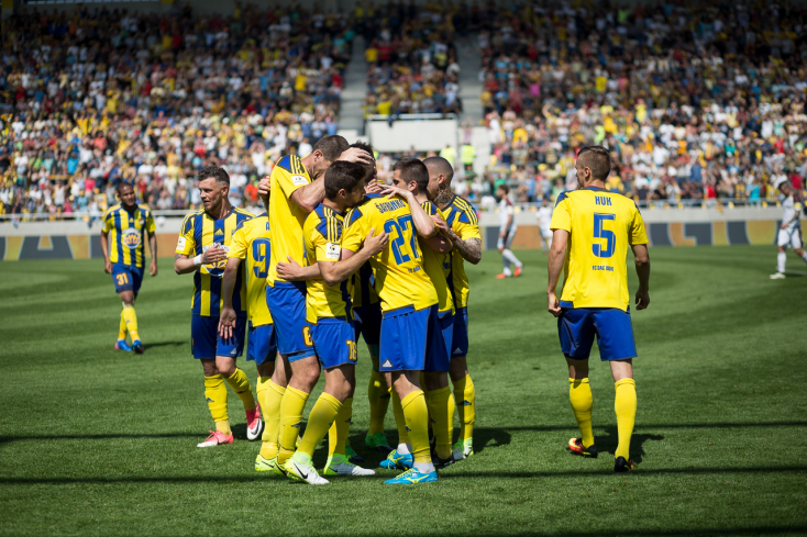 Fortuna Liga: FC DAC 1904 - ŽP Šport Podbrezová 2:2 (Online)
