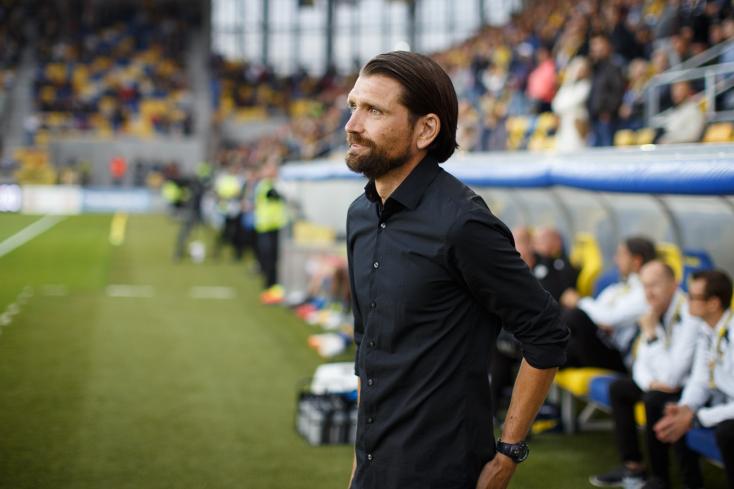 """Spartak-DAC – Hyballa: """"A trencséniek ellen jobbak voltunk, de kikaptunk – most az ellenkezője történt"""""""