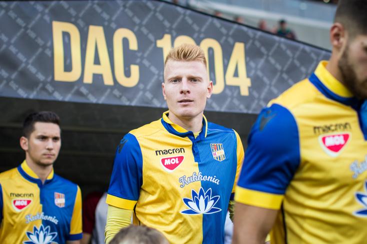 DAC: Kalmár Zsolt lett az ősz legjobb játékosa