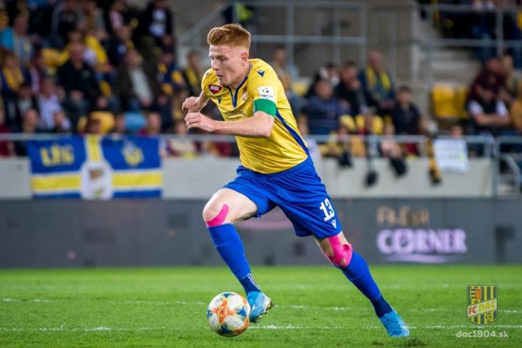 Kalmár Zsolt lett a szlovák labdarúgó-bajnokság őszi idényének legjobbja!