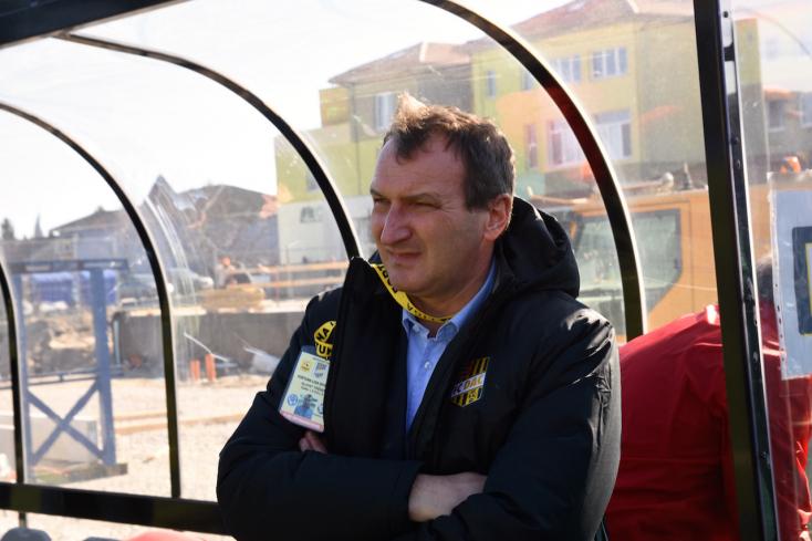 DAC-Ružomberok – László Csaba: Csalódás, hogy nem nyertünk, ugyanakkor nem is veszítettünk