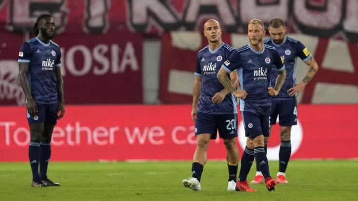 Fortuna Liga: Elszenvedte első vereségét a Slovan