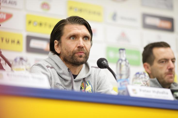 """DAC-Trnava – Hyballa: """"Manapság ilyen mérkőzéseket is megnyerünk"""""""