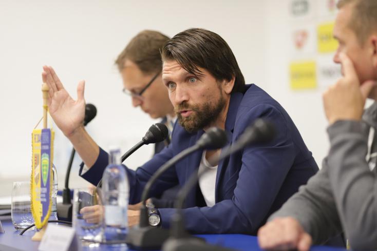 "DAC-Žilina – Hyballa: ""Ez a mai a mi meccsünk volt!"""