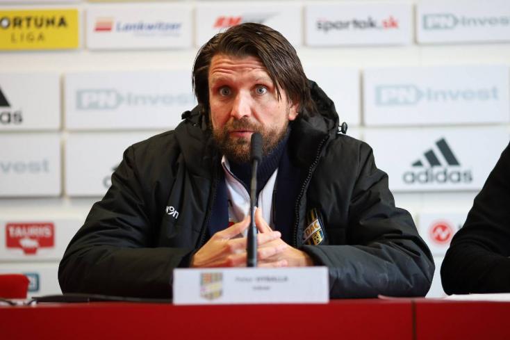 Spartak-DAC – Hyballa: Nem nyújtottunk jó teljesítményt, a Nagyszombat győzelme megérdemelt