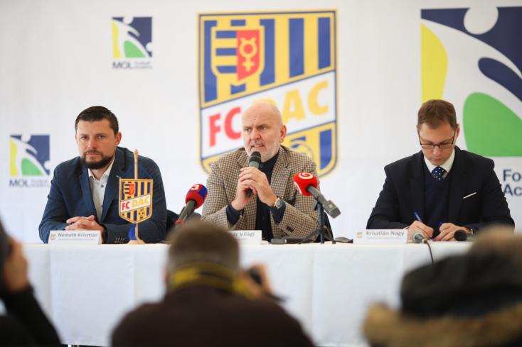 Megnyílt Szlovákia legmodernebb edzőközpontja, a MOL Akadémia