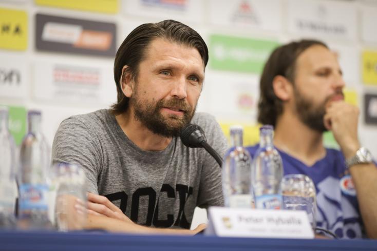 """DAC-Slovan – Hyballa: """"A fejlődés fontosabb, mint az eredmény"""""""