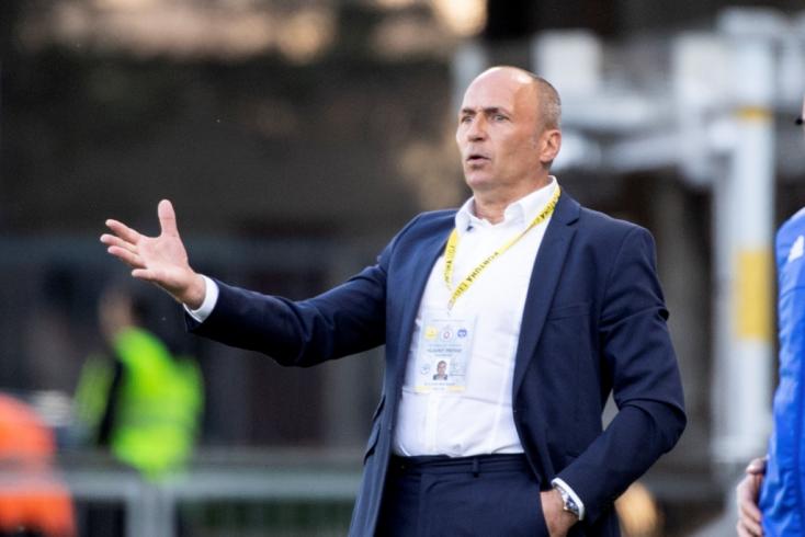 A DAC elleni vereség után kirúgták a Slovan edzőjét