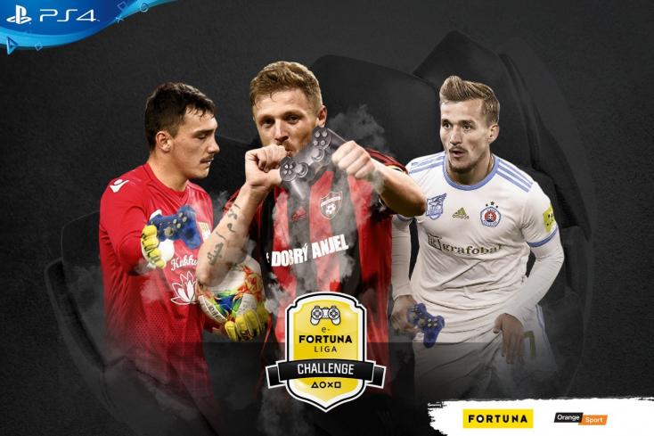 A hétvégén e-Fortuna Liga Challenge lesz Martin Jedličkával