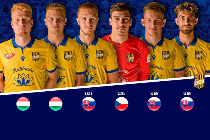 A DAC hat játékosa kapott meghívót hazája válogatottjába