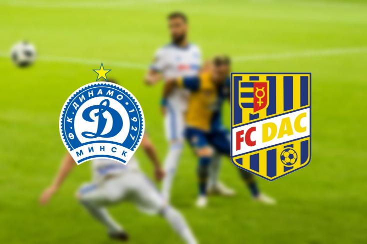 Európa Liga: Dinamo Minszk – FC DAC 1904 4:1 (Online)