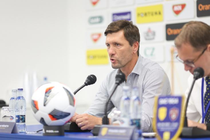 """DAC-Spartak – Németh: """"Ameddig lehet, ezért a csapatért fogok dolgozni"""""""