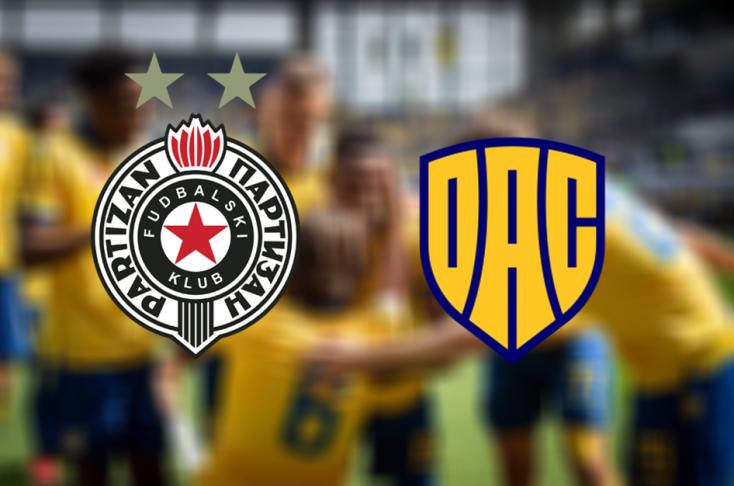 Konferencia-liga: FK Partizan Belgrád – FC DAC 1904 1:0 (Online)
