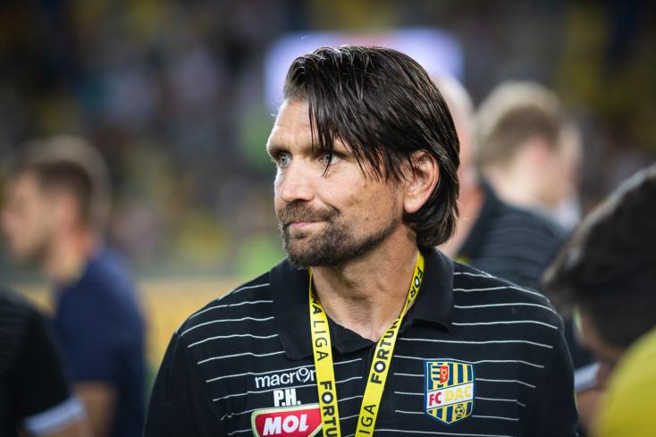 """DAC-MTK – Hyballa: """"A mérkőzés mindkét részről gyönyörű gólokat hozott"""""""