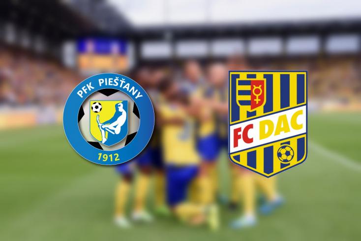 Slovnaft Cup: PFK Piešťany – FC DAC 1904 0:7 (Online) VIDEÓ
