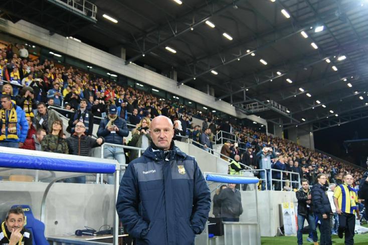 DAC-Slovan – Rossi: Minden erőnket ott hagytuk a pályán