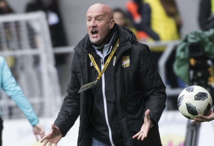 DAC-Spartak – Rossi: Több helyzetünk volt, tehát megérdemelten nyertünk