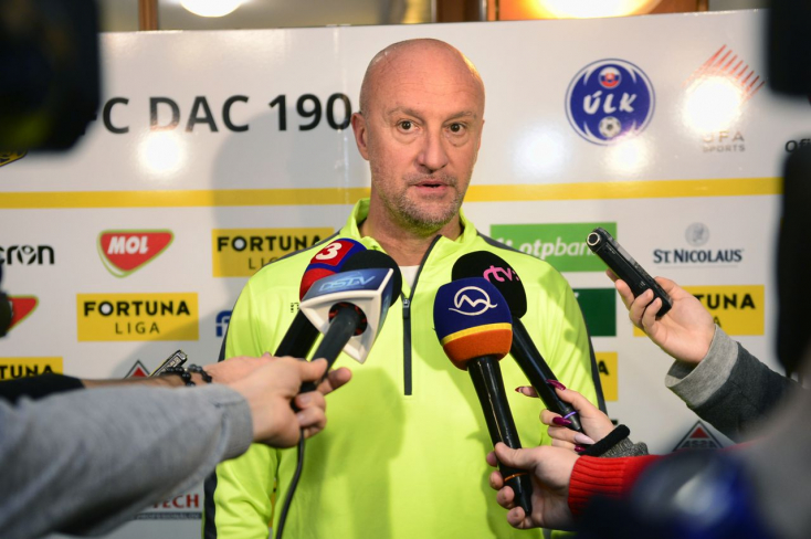 Žilina-DAC – Rossi: A meccs első 35 percébenaz idei legjobb teljesítményünket mutattuk